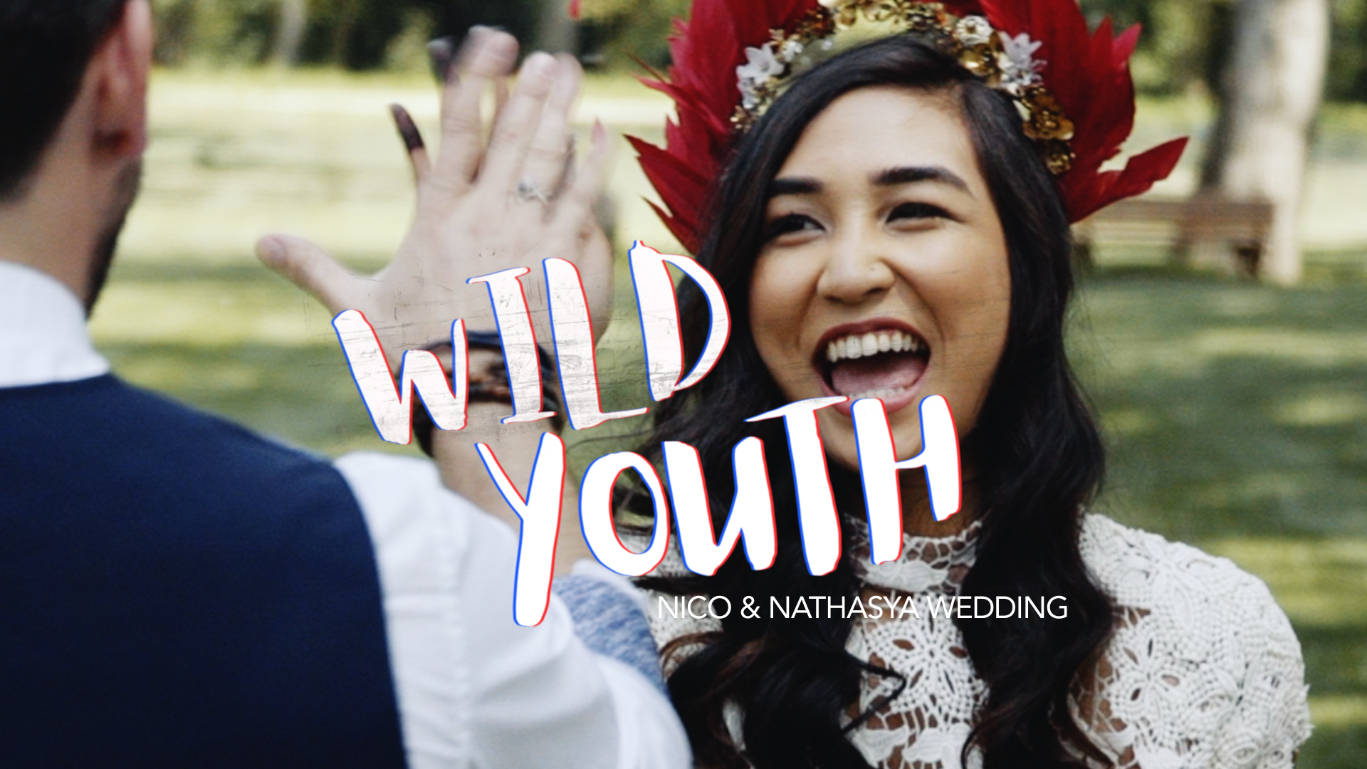 boho & gipsy wedding video
